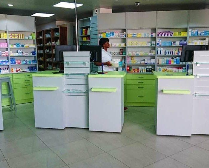 Pharmacie de Gbossimé