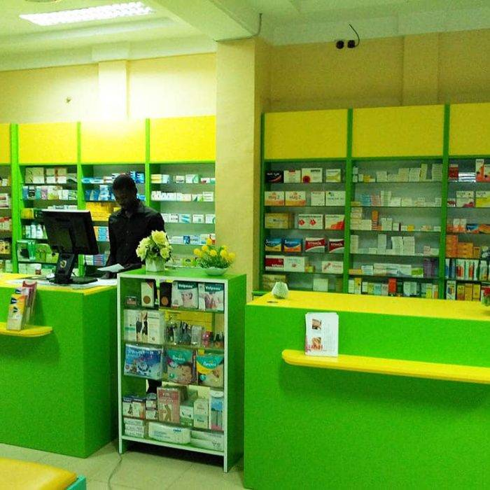 Pharmacie Raab Naga