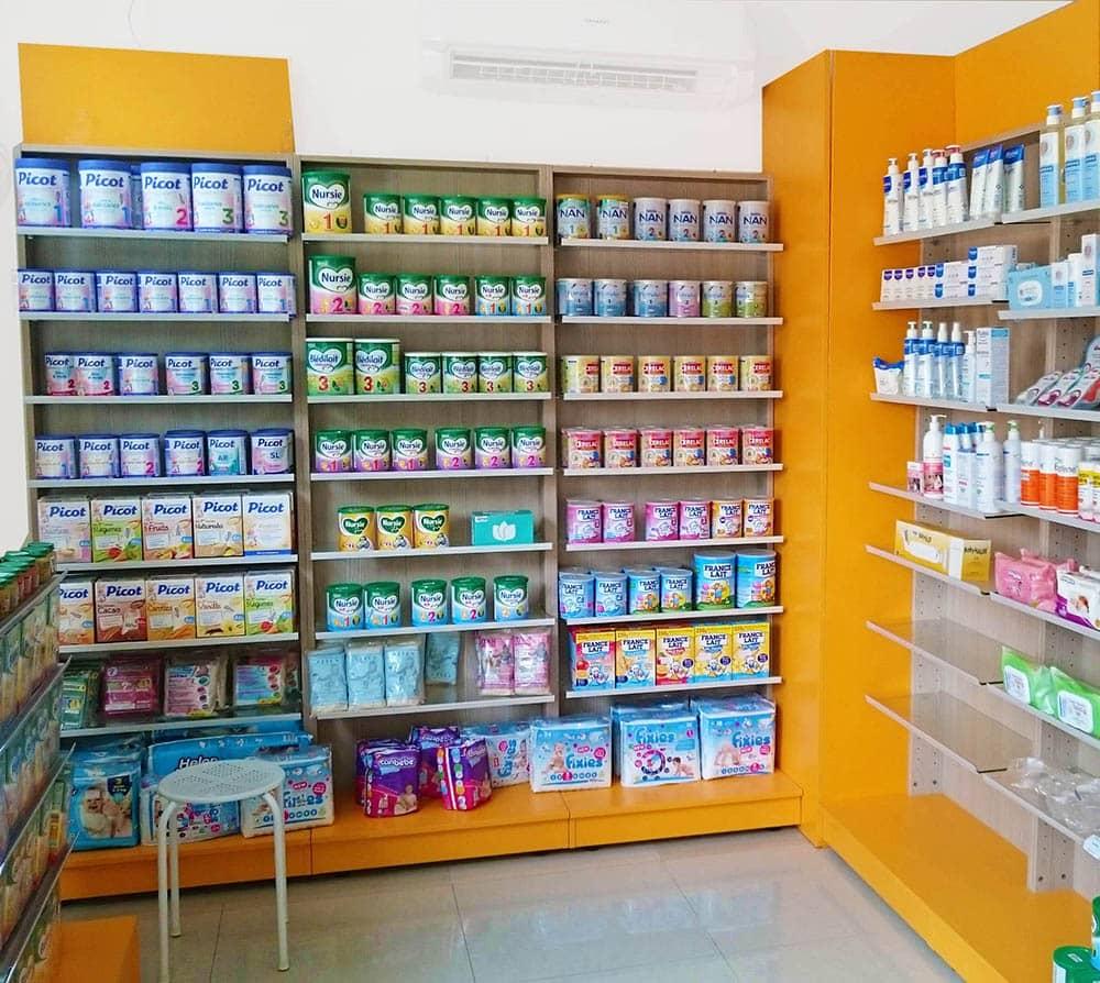 espace-bebe-pharmacie-orange