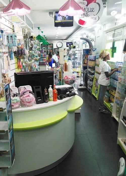 Pharmacie Nouny